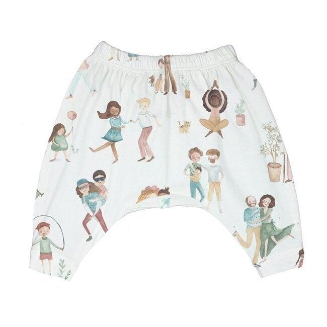 Human Harlem Pants, Cream