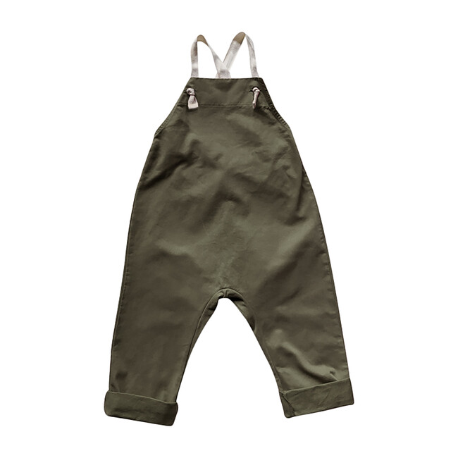 The Workman Overall, Olive