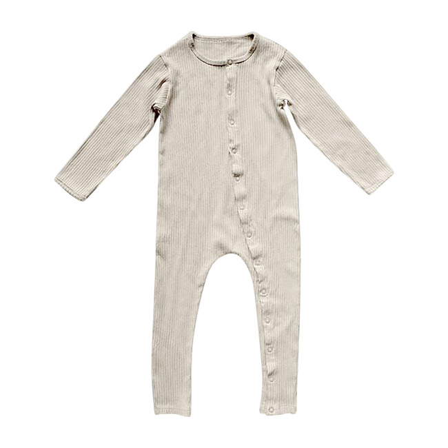 The Ribbed Pajama, Undyed