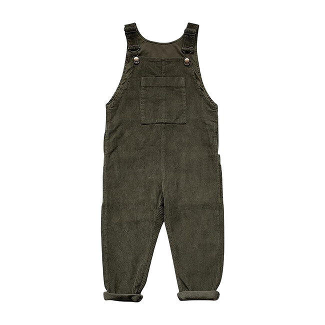 The Wild And Free Dungaree, Olive