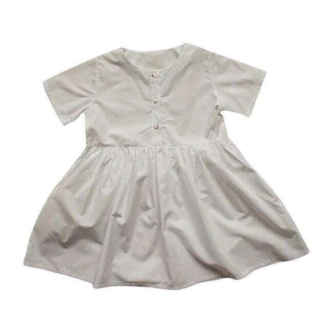 The Simple Dress, Ecru