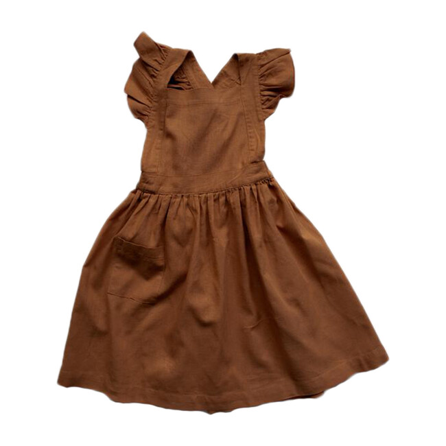 The Linen Pinafore, Rust