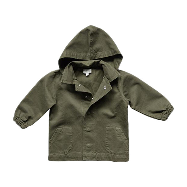 The Lightweight Jacket, Olive