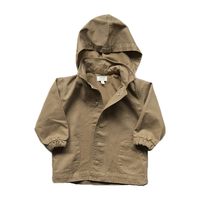 The Lightweight Jacket, Camel