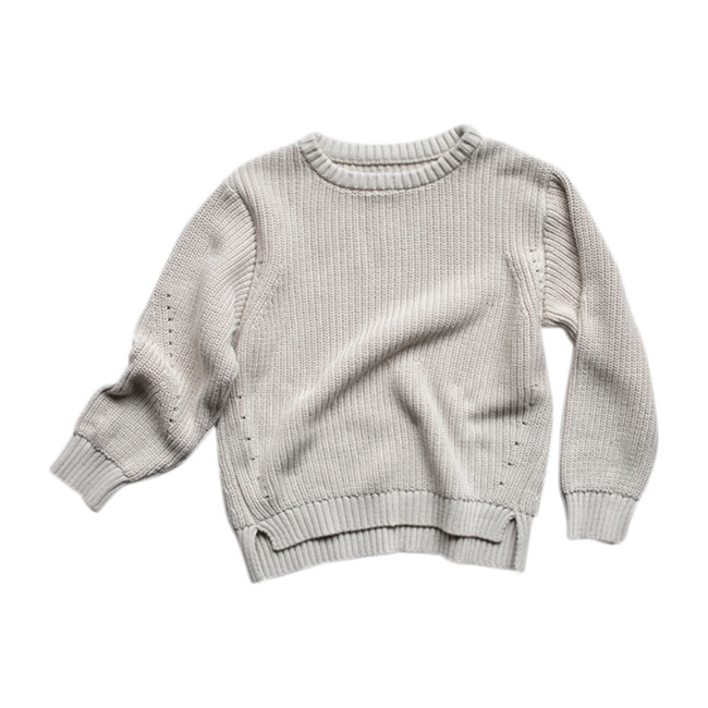 The Essential Sweater, Oatmeal