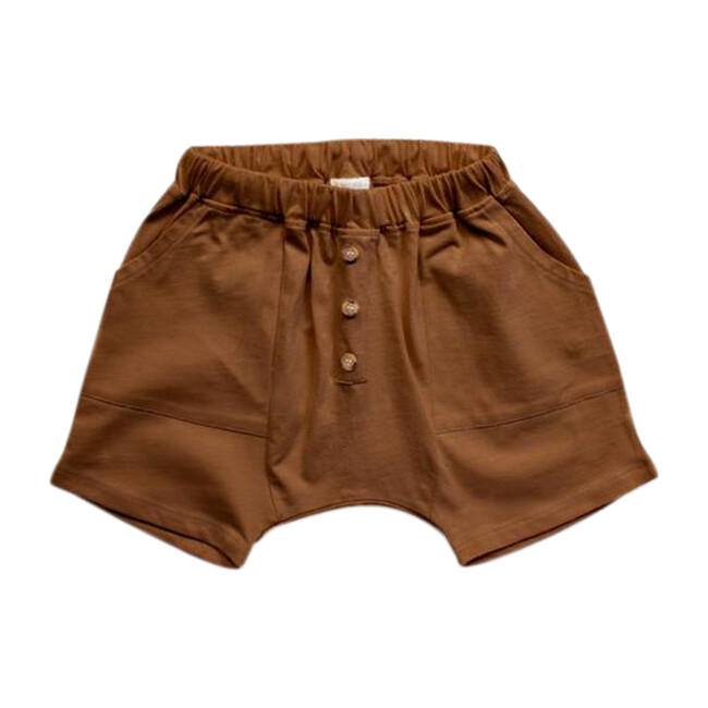The Explorer Short, Rust