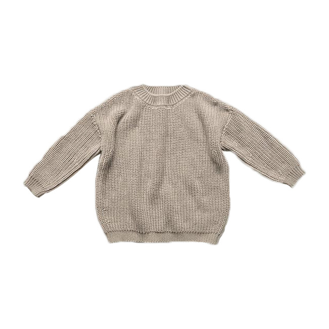 The Chunky Sweater, Oatmeal