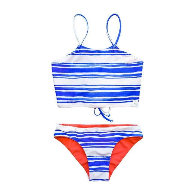 Crossback Bikini, Seastripe