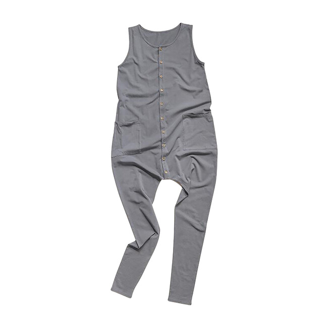 The Women's Free Range Jumpsuit, Lead Gray
