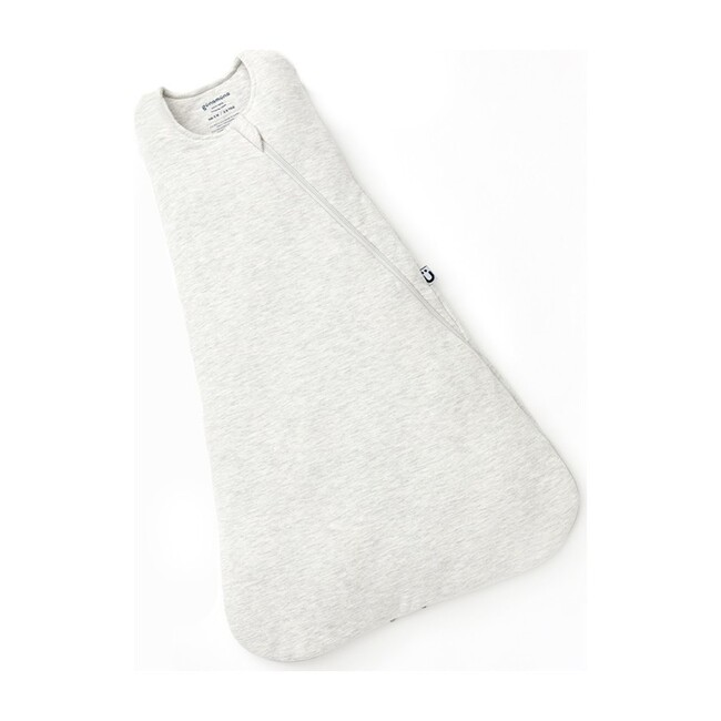 Swaddle Sleep Bag Premium Duvet (1 TOG), Heather Grey