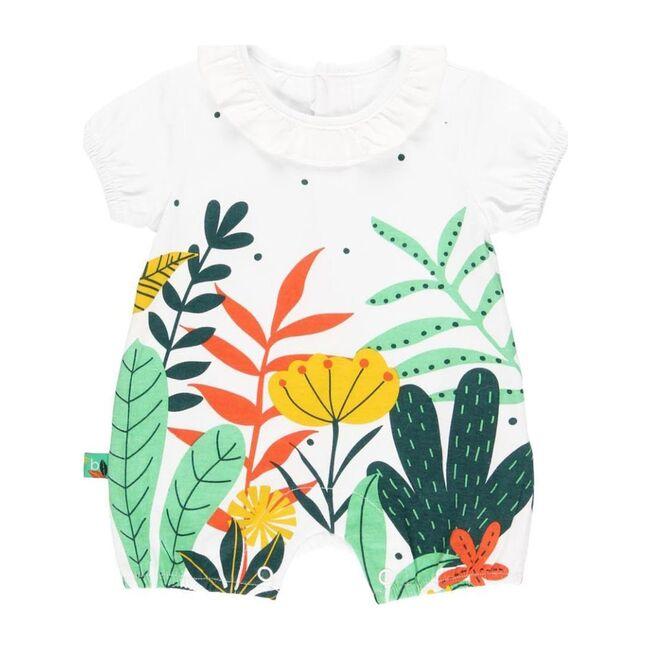 Foliage Bodysuit, Off White