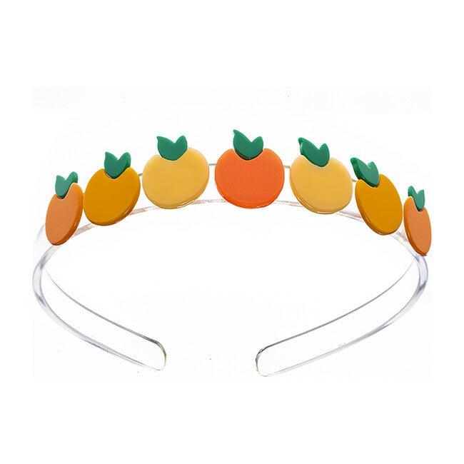 Multi Orange Headband