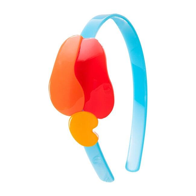 Caju Neon Orange Headband