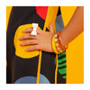 Multi Pineapple Pink Yellow Bangles - Bracelets - 2