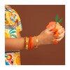Multi Orange Bangles - Bracelets - 2
