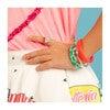 Multi Watermelon Pink Green Bangles - Bracelets - 2