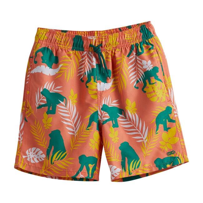 Monkey Boys Swim Trunks