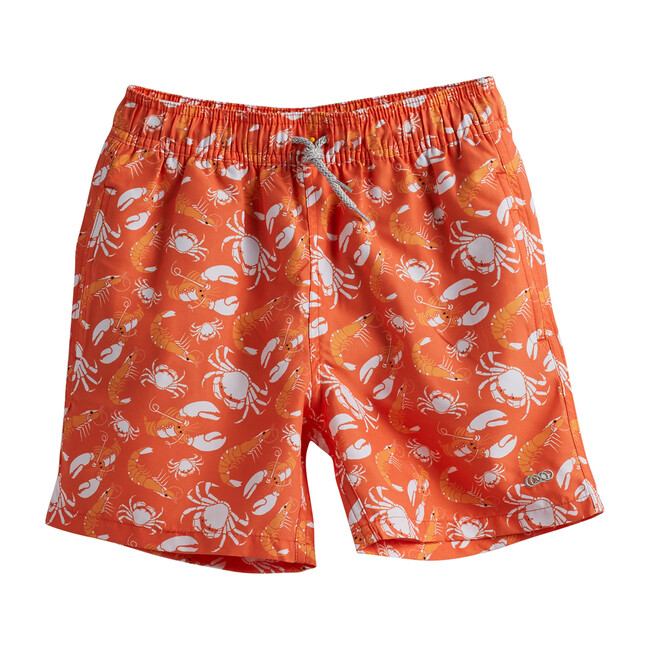 Crab Boys Swim Trunks