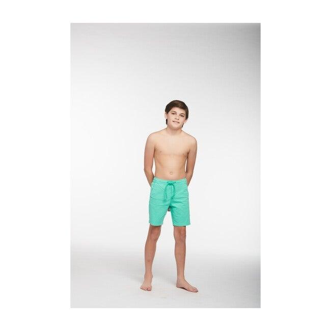 Deson Boys Short, Green