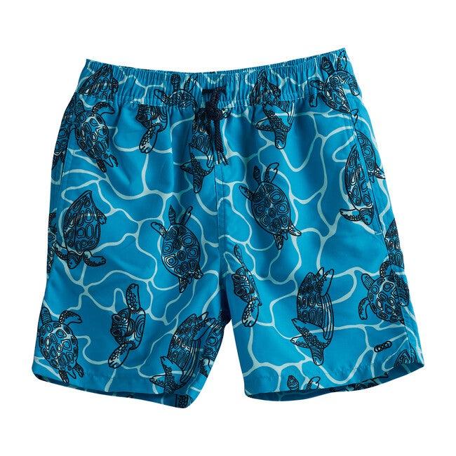 Cayman Boys Swim Trunks