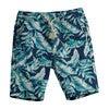 Deson Boys Short, Floral - Swim Trunks - 1 - thumbnail