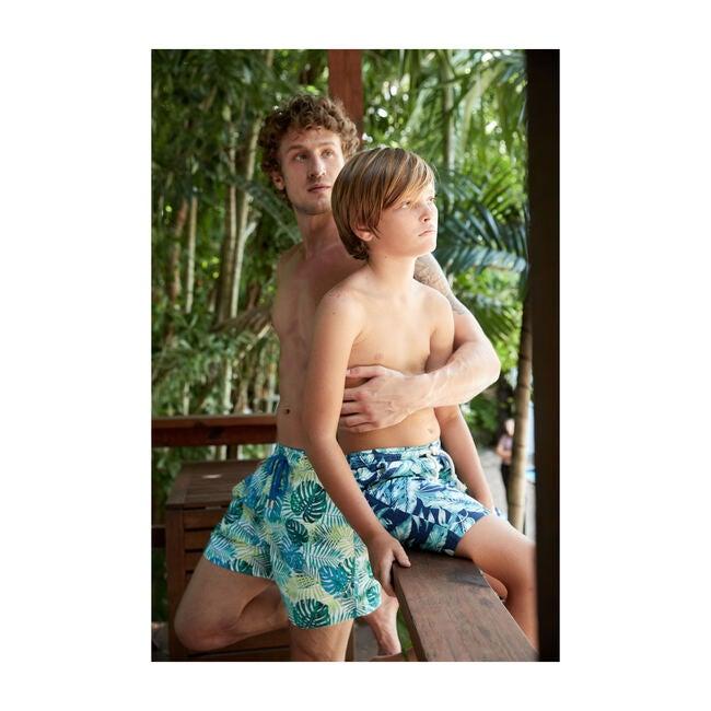 Deson Boys Short, Floral