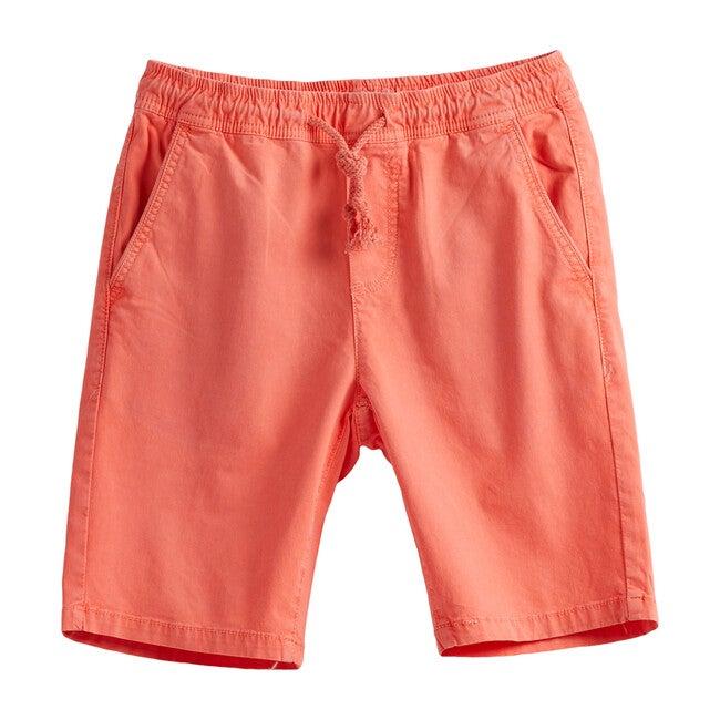 Deson Boys Short, Orange