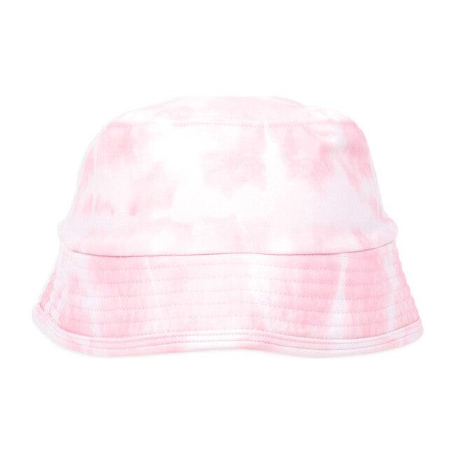 Bucket Hat, Pink Tie Dye