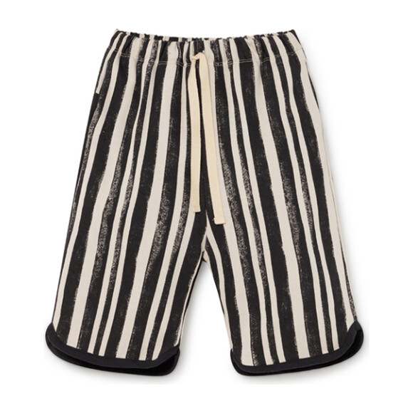 Roller Coaster Shorts, Black Stripe