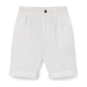 Swing Shorts, White