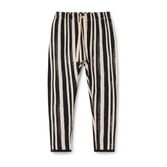 Roller Coaster Pants, Black Stripe