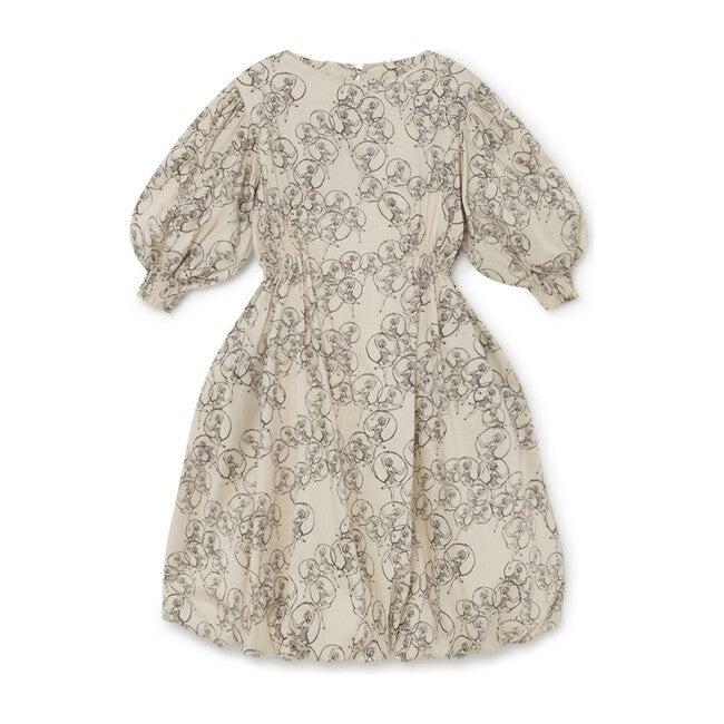 Parachute Dress, Cream