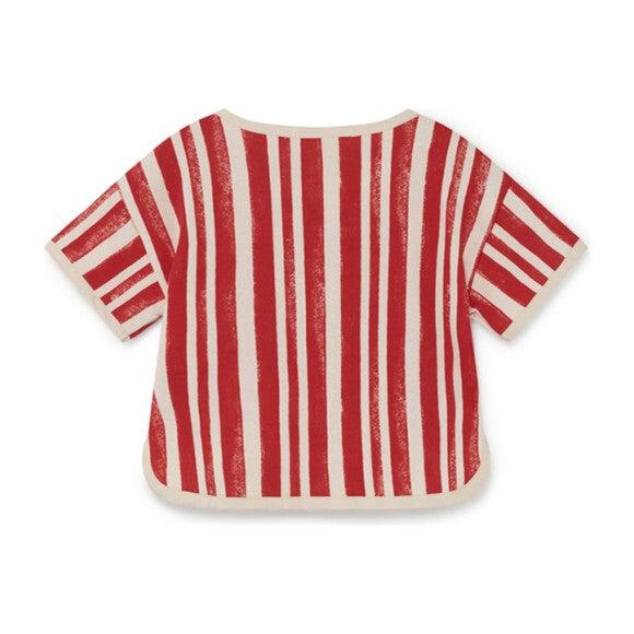 Roller Coaster Top, Red Stripe