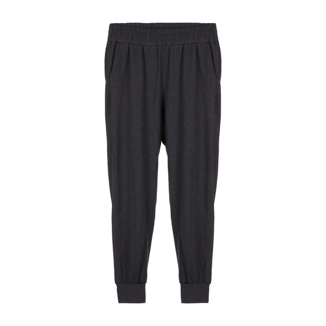 """Women's Hayes Jogger 27"""" Inseam, Heathered Char"""