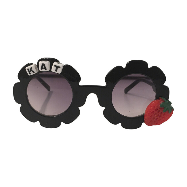 Very Berry Strawberry Monogrammable Sunglasses