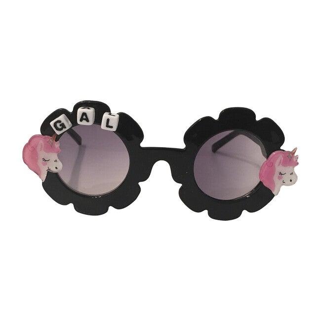 Sparkly Unicorns Monogrammable Sunglasses