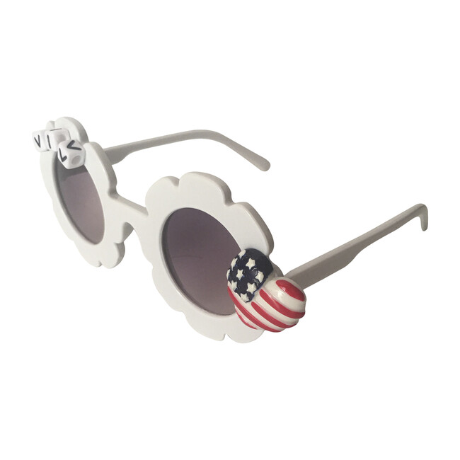 4th of July Monogrammable Sunglasses