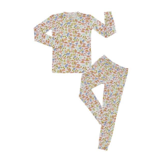 Wildflower Footed Pajama