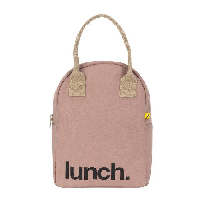 Zipper Lunch, Mauve Pink
