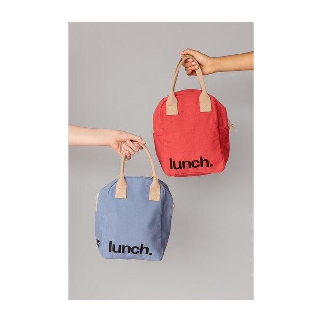 Zipper Lunch, Red