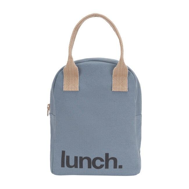 Zipper Lunch, Blue