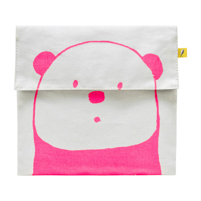 Flip Snack, Pink Panda
