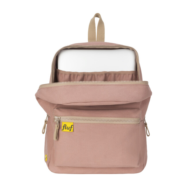 B Pack Backpack, Mauve and Pink