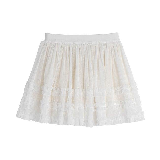 Elle Tulle Skirt, Winter White