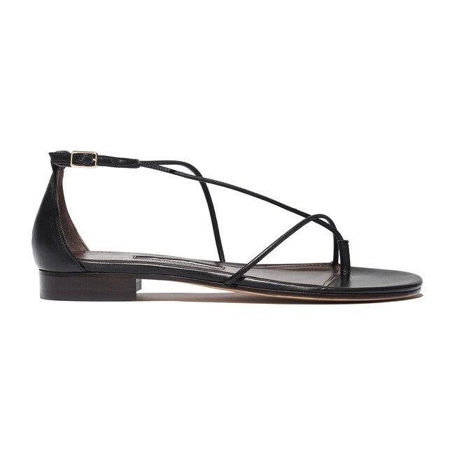 String Sandal, Black