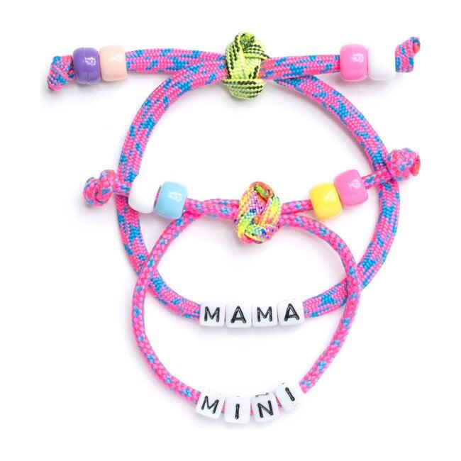 Mommy & Me Bracelet Set, Multi