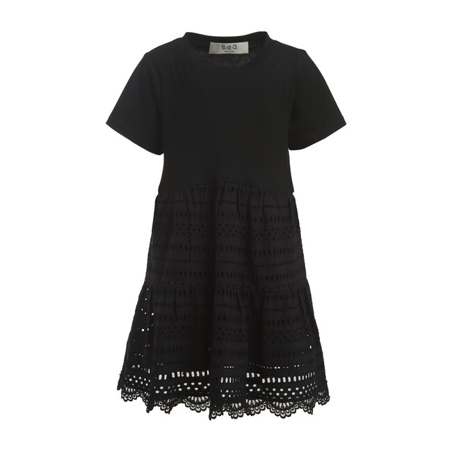Lina Dress, Black