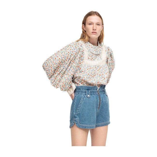Women's Bubbie Long Sleeve Top