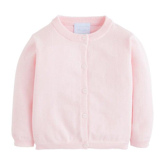Essential Cardigan, Light Pink