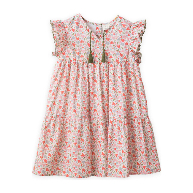 Sara Dress, Clover Field